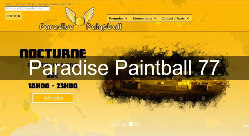 Paradise Paintball 77