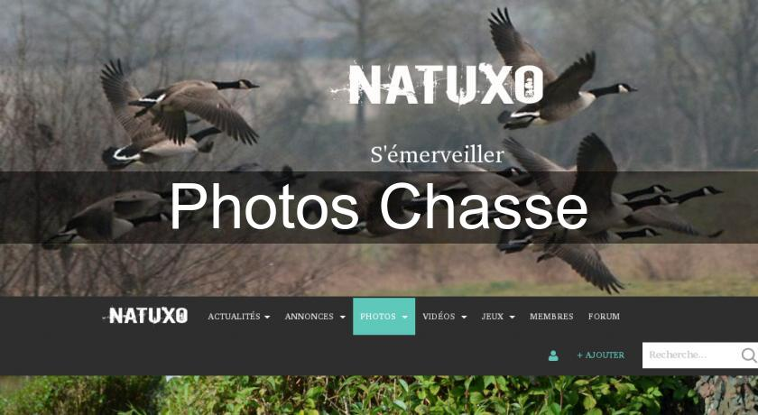 Photos Chasse