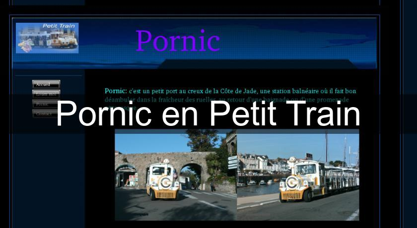 Pornic en Petit Train