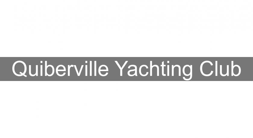Quiberville Yachting Club