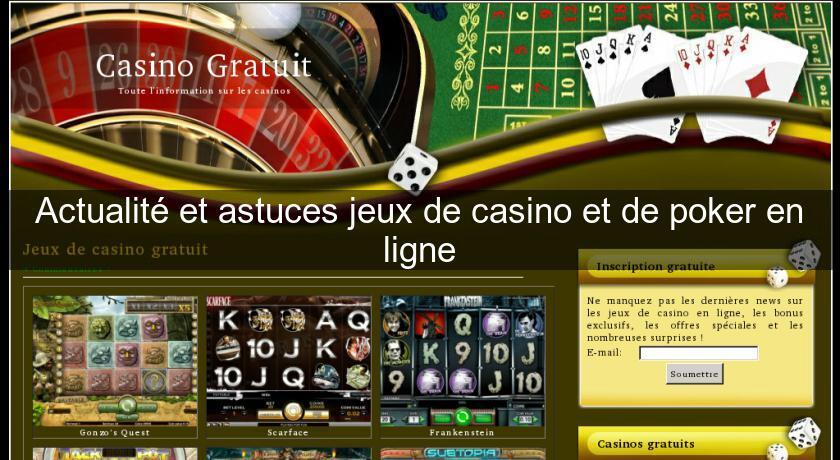 Astuce poker en ligne kinder surprise geant casino