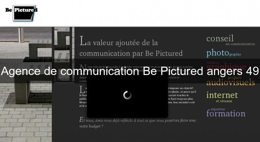 Agence de communication Be Pictured angers 49
