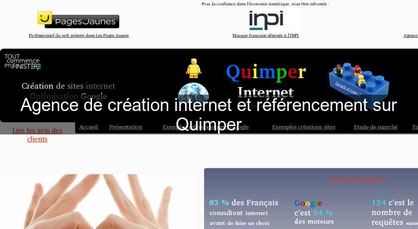 1565a0dd9a83bb Agence de création internet et référencement sur Quimper Site Professionel  spécialisé