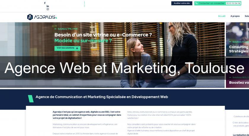 Agence Web et Marketing, Toulouse