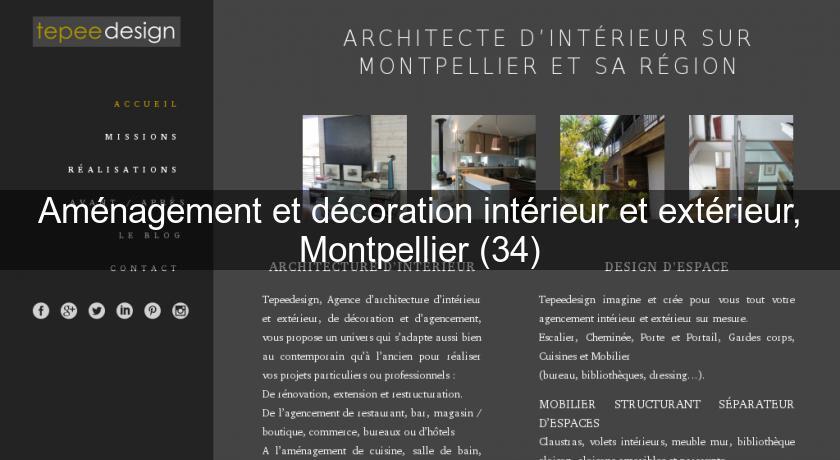 Aménagement et décoration intérieur et extérieur, Montpellier (34 ...