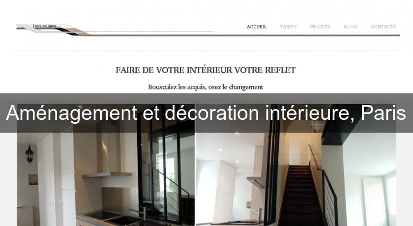 Aménagement Et Décoration Intérieure, Paris Décoration Intérieure