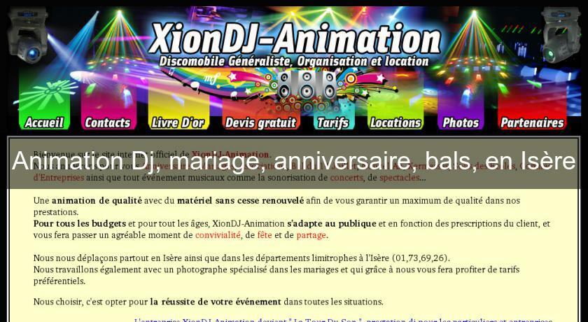 animation anniversaire internet