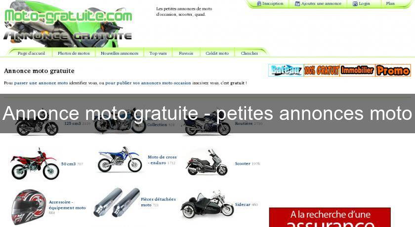 annonce moto gratuite petites annonces moto annonces auto annonce moto. Black Bedroom Furniture Sets. Home Design Ideas