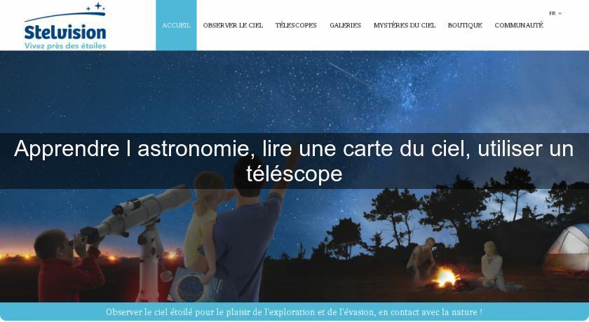 astronomie site