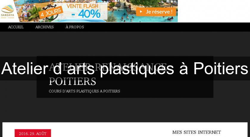 atelier d arts plastiques 224 poitiers cours de peinture