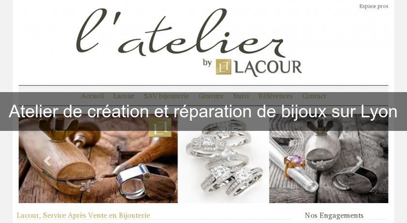 Atelier de gravure bijoux