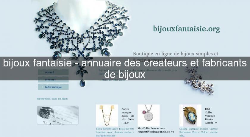 fabrication habile magasin en ligne images officielles bijoux fantaisie - annuaire des createurs et fabricants de ...