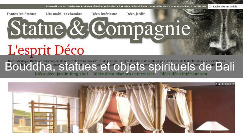 bouddha statues et objets spirituels de bali d coration asiatique. Black Bedroom Furniture Sets. Home Design Ideas