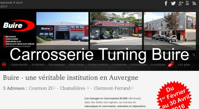 Carrosserie Tuning Buire