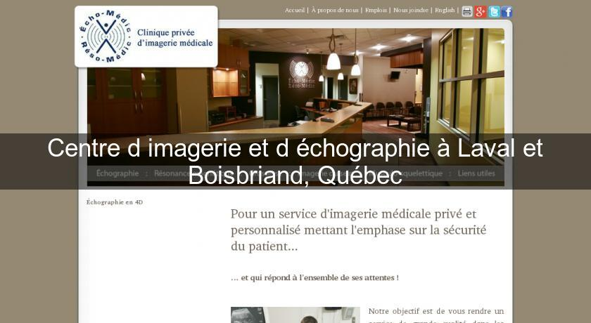 Cabinet radiologie laval - Cabinet echographie nantes ...