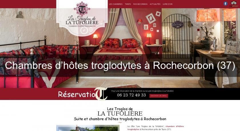 Chambres d h tes troglodytes rochecorbon 37 chambres hotes - Chambre d hote troglodyte tours ...