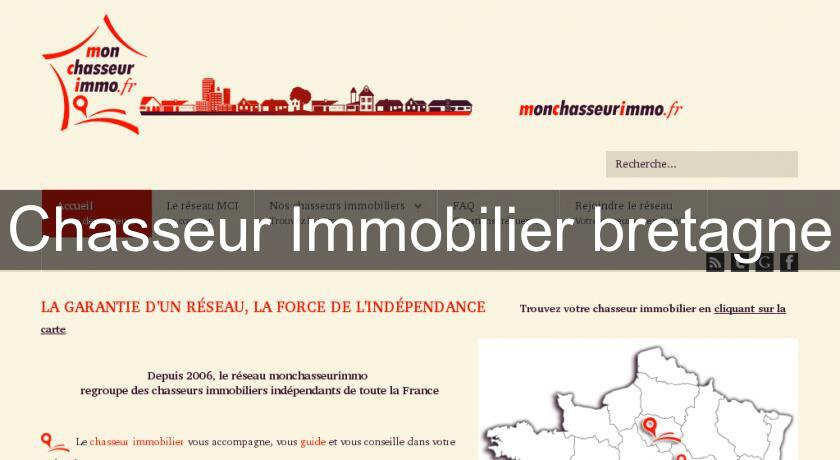 Chasseur Immobilier bretagne