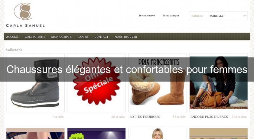 Pour Élégantes Chaussures Femmes Femme Et Confortables BeWQxorCd