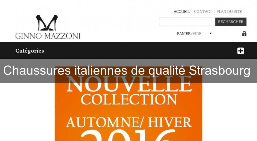 Chaussures italiennes de qualit strasbourg chaussures femme - Chambre de commerce italienne en france ...