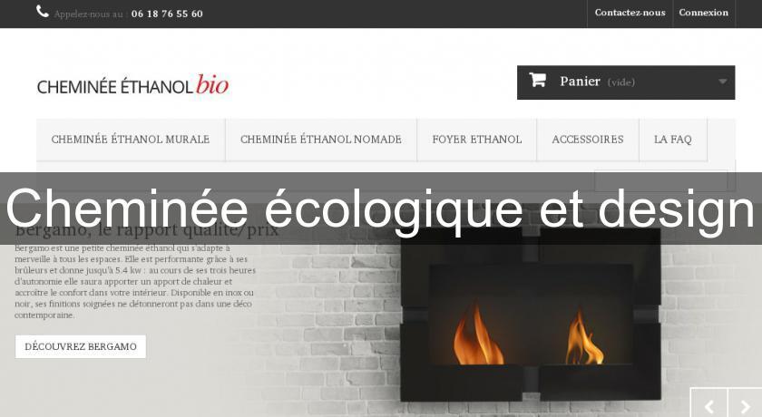 Chemin e cologique et design chemin e - Salon maison ecologique ...