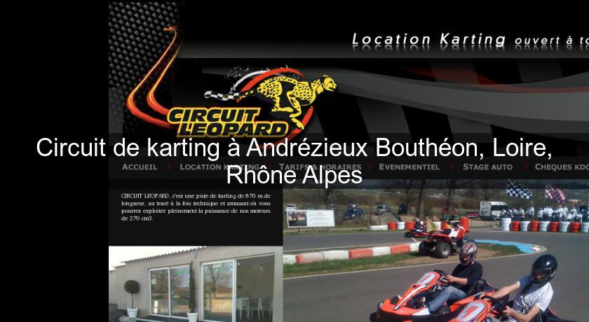 karting rhone alpes