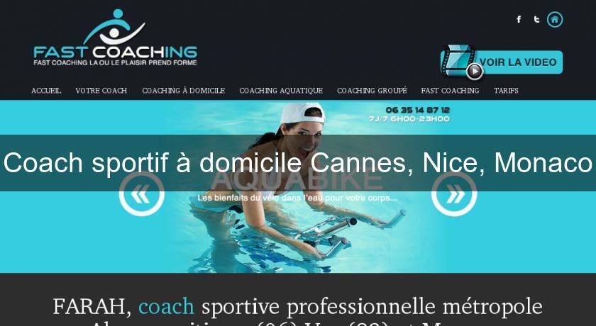 coach sportif domicile cannes nice monaco cours domicile. Black Bedroom Furniture Sets. Home Design Ideas