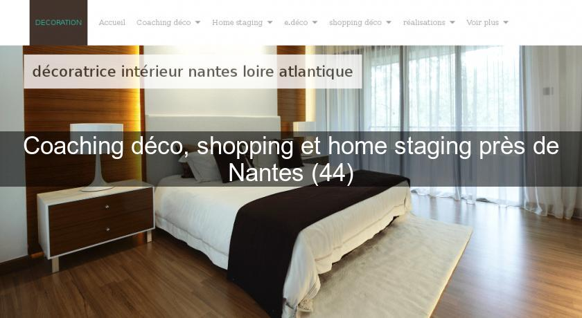 Coaching déco, shopping et home staging près de Nantes (44)