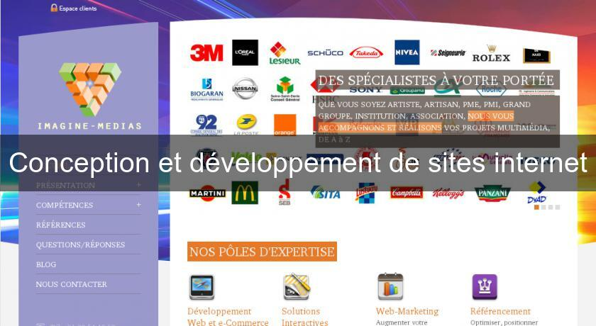 Conception Et Développement De Sites Internet Programmation