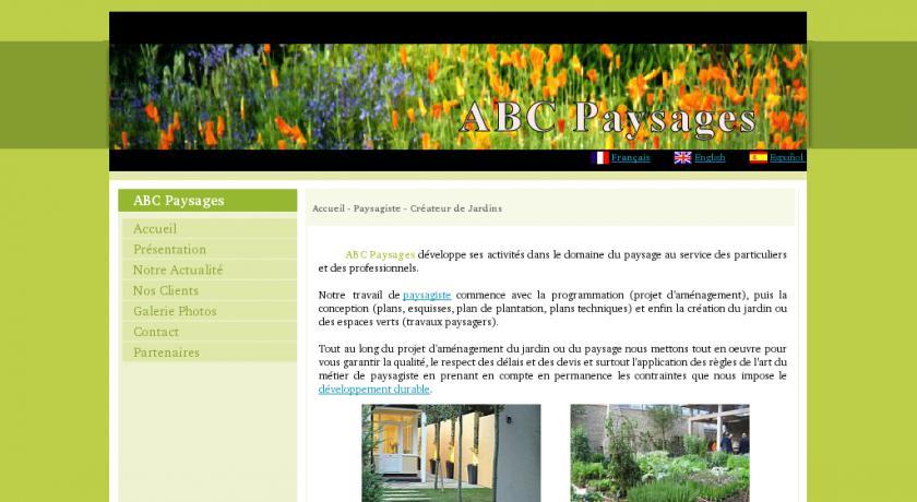 Conception et entretien de jardin paysager et jardin d for Conception de jardin gratuit
