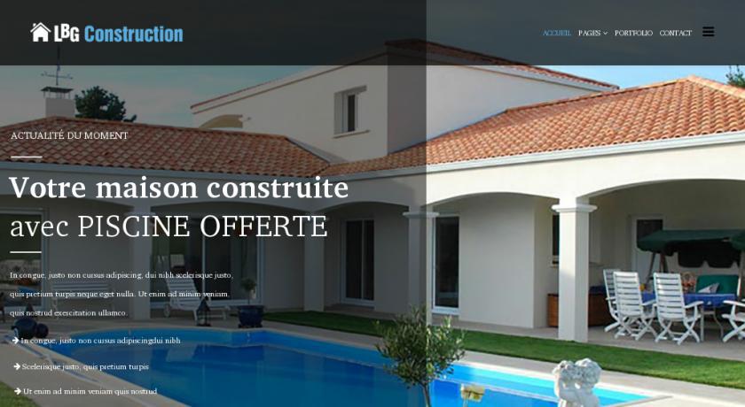 Constructeur de maison individuelle en gironde 33 for Constructeur maison en gironde