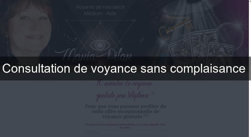 Consultation de voyance sans complaisance Voyance f6d10e0d37db