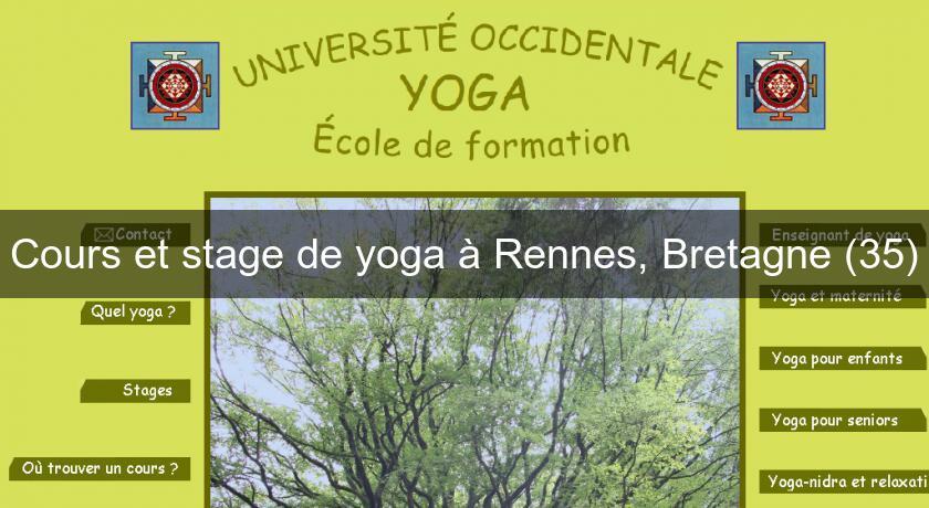 Cours et stage de yoga rennes bretagne 35 yoga ayurv da - Cours de cuisine bretagne ...