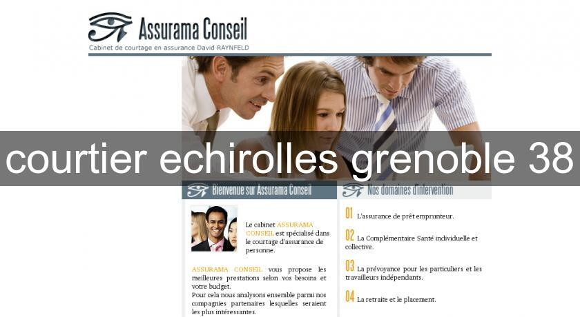 courtier echirolles grenoble 38