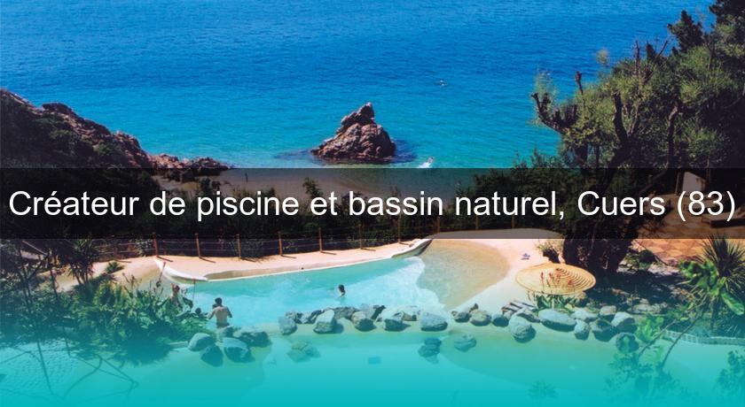 Cr ateur de piscine et bassin naturel cuers 83 - Bassin naturel baignade fort de france ...