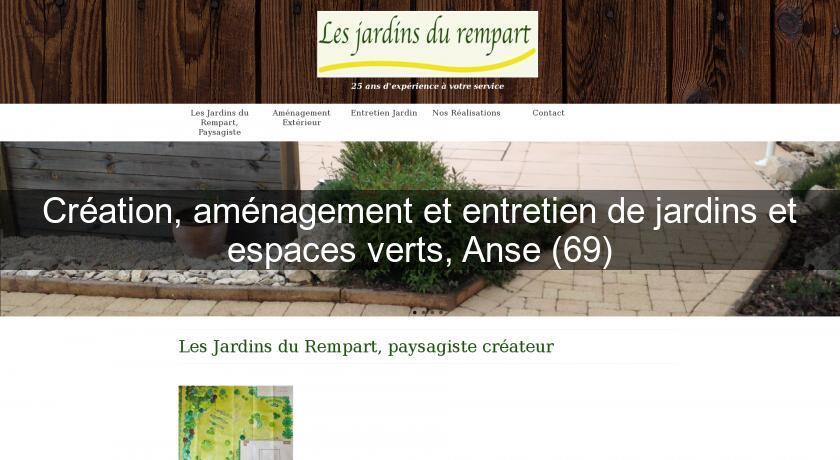 Création, aménagement et entretien de jardins et espaces verts, Anse (69)  Jardinier 93f9b7bbd8c1