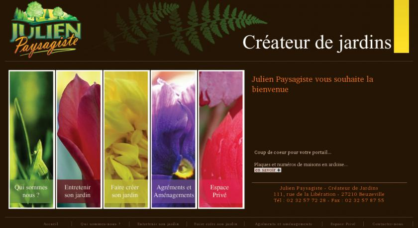 Création et aménagement de jardins paysager en Normandie Décoration ...