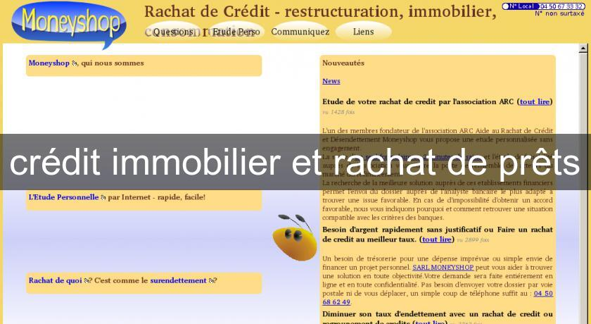 credit immobilier 68