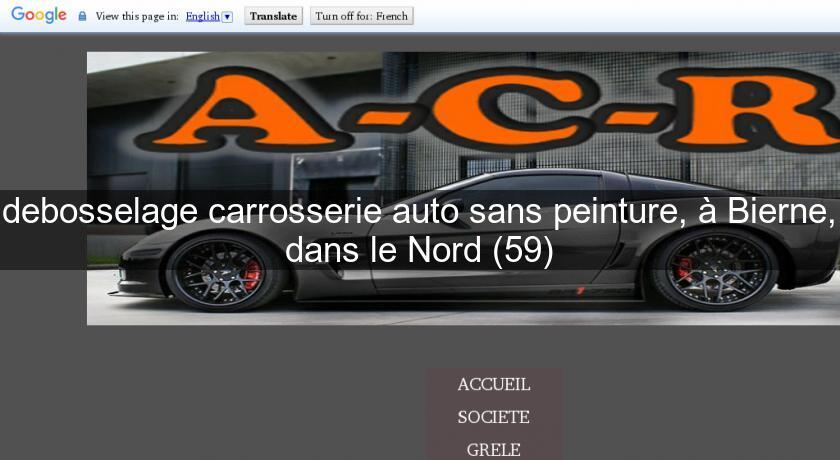 debosselage carrosserie auto sans peinture bierne dans le nord 59 carrossier. Black Bedroom Furniture Sets. Home Design Ideas