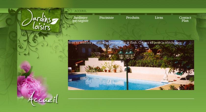 Entretien de jardin et construction de piscine dans les for Entretien jardin 27