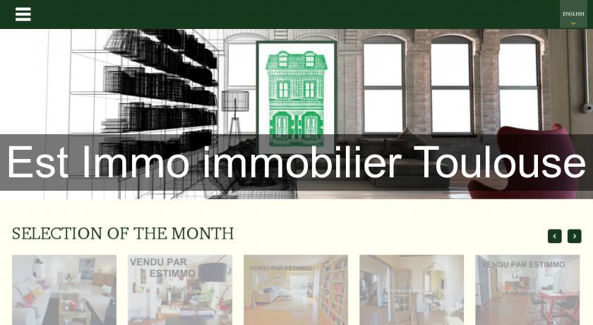 Est Immo immobilier Toulouse