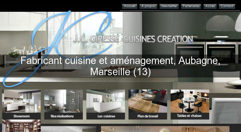 fabricant cuisine et am nagement aubagne marseille 13 fabricant cuisine. Black Bedroom Furniture Sets. Home Design Ideas
