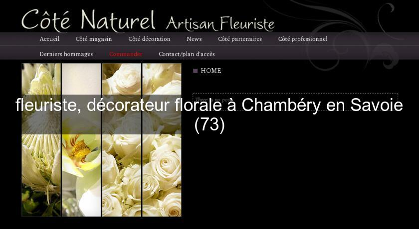fleuriste, décorateur florale à Chambéry en Savoie (73) Fleuriste 063d9bfe4c0