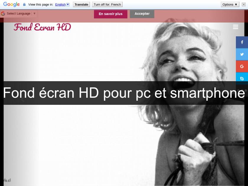 Fond Ecran Hd Pour Pc Et Smartphone Fond D Ecran Et