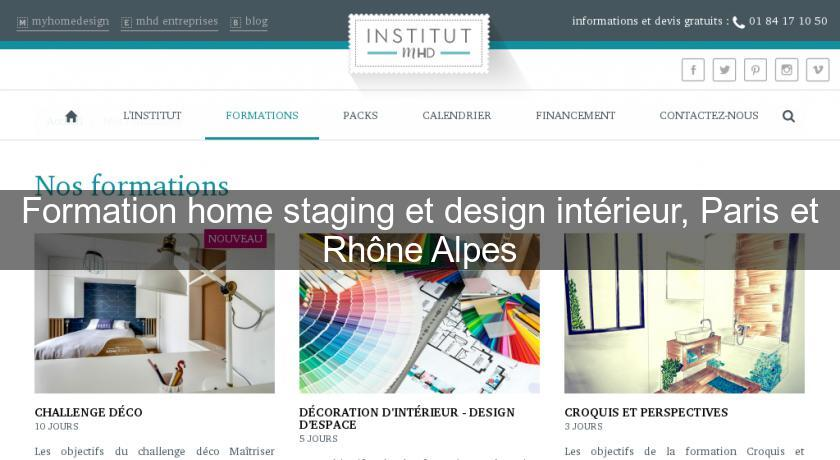 formation home staging et design intrieur paris et rhne alpes formation professionnelle