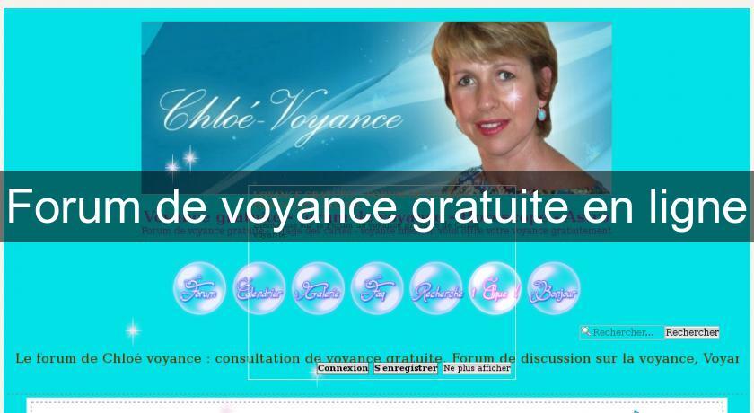 Forum de voyance gratuite en ligne Voyance 448db523655b