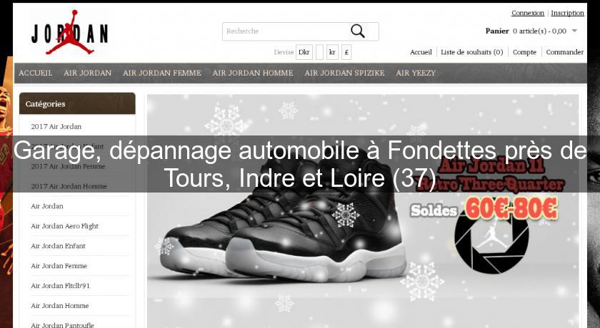 Garage d pannage automobile fondettes pr s de tours for Garage ad distribution