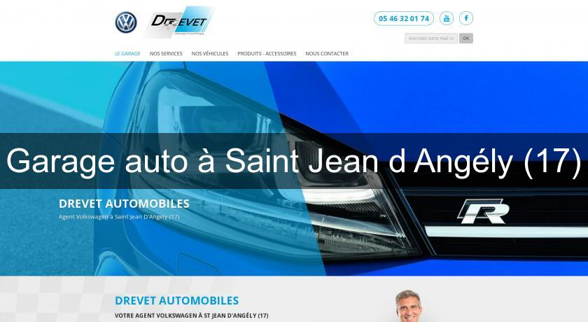 Garage auto saint jean d 39 ang ly 17 m canique for Garage auto saint priest