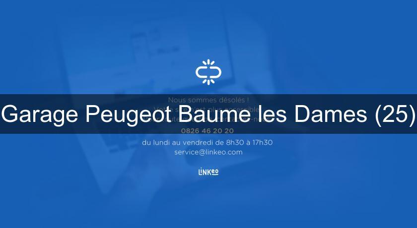 Peugeot Baume Les Dames : garage peugeot baume les dames 25 concessionnaire ~ Gottalentnigeria.com Avis de Voitures