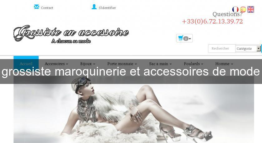 New Fashion Accessory Grossiste