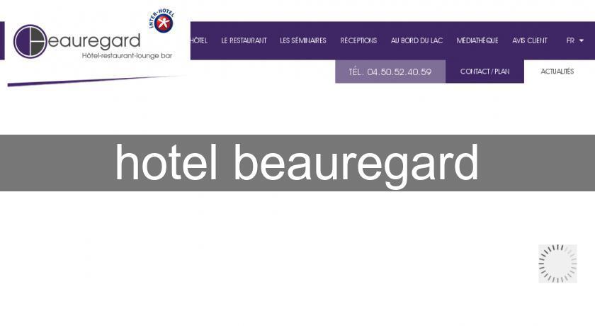 hotel beauregard Hôtel Annecy